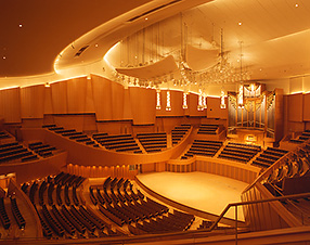 Sapporo Concert Hall - Kitara - Main Hall