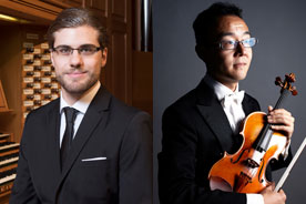 Kitara Lunch Time Concert<br>Baroque music in spring breezes<br>Cembalo & Violin